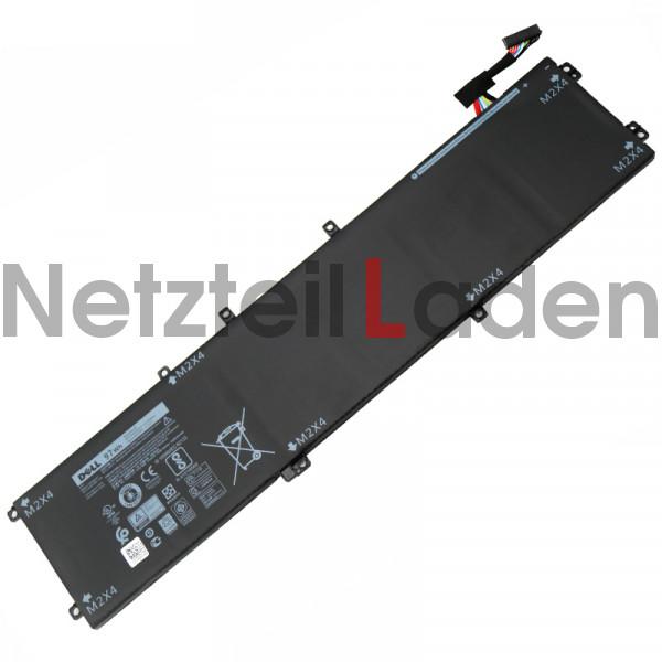 Akku Dell P102F P102F003 11,4V 97WH