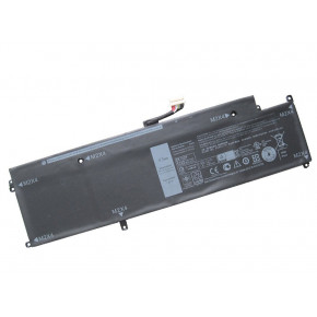 43Wh Original Dell Latitude 13 7370 Akku