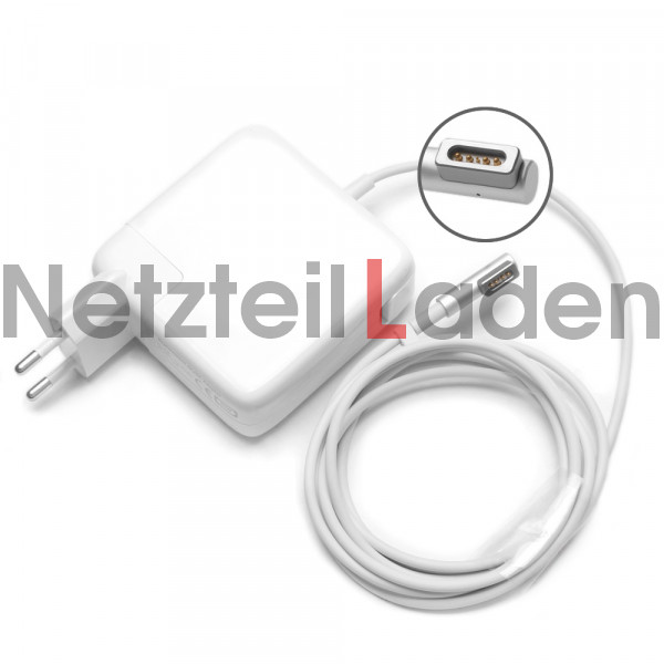 60W MagSafe 1 Power Adapter Für Apple MacBook Pro 13 Mitte 2012